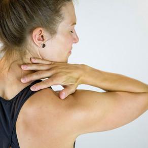 Schulter- und Nackenverspannungen?