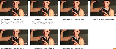 SIX PACK Challenge