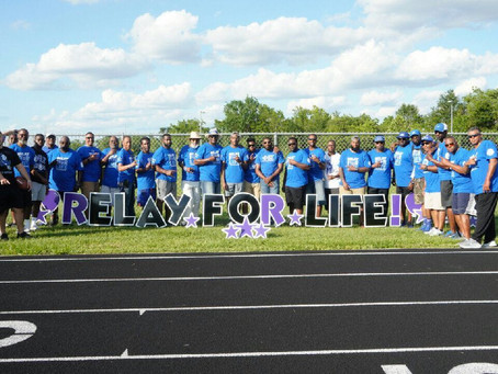 Sigma Relay for Life