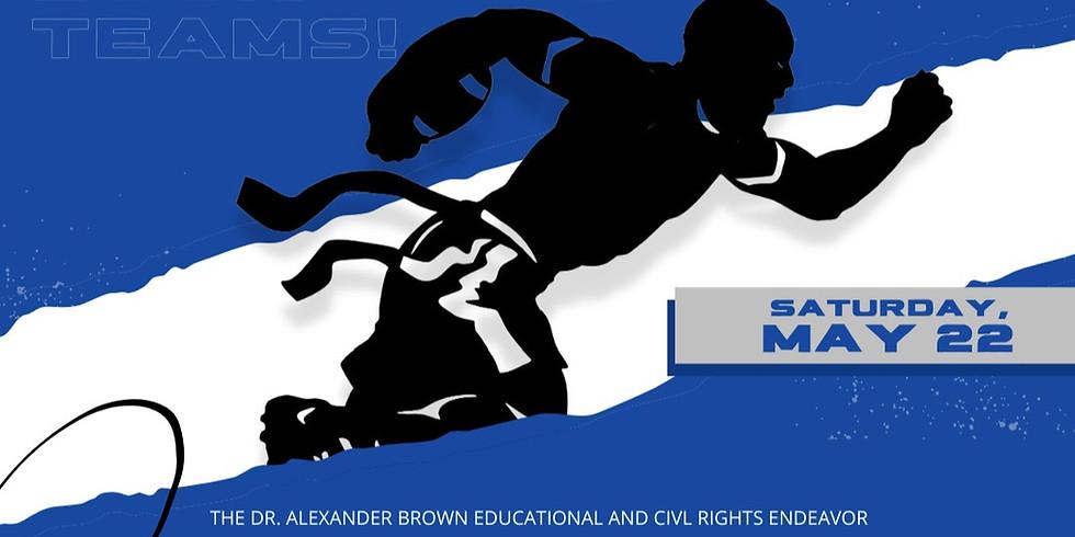 Dr. Alexander Brown Foundation Flag Football Tournament