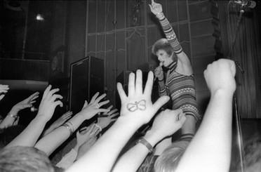 David Bowie. UK, 1973