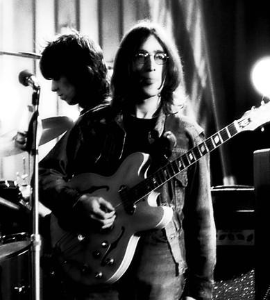John Lennon Rock and Roll Circus.JPG