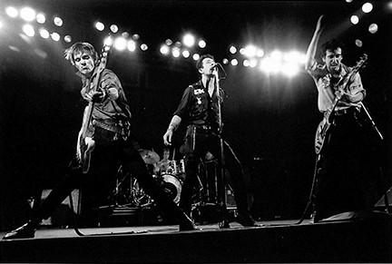 Clash - Live In Boston Boston, MA 1979