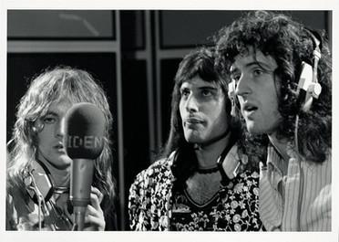 QUEEN | The Bohemian Rhapsody Years / by Mick Rock