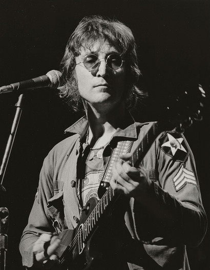 John Lennon - Live At MSG MSG, NYC 1972
