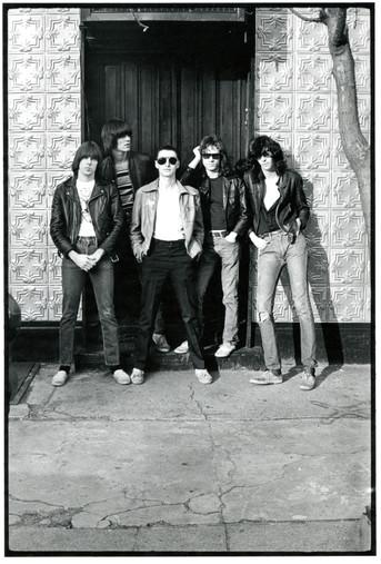 ROBERTA BAYLEY - Ramones with Arturo Veg