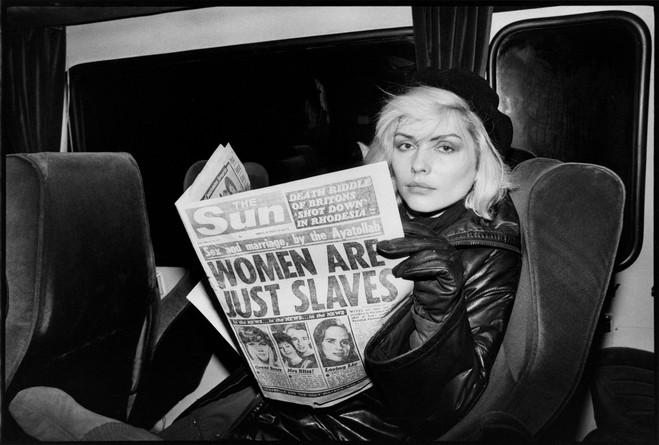 Debbie Harry, late 1970s