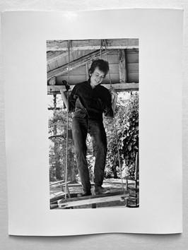 Bob Dylan Woodstock, 1964