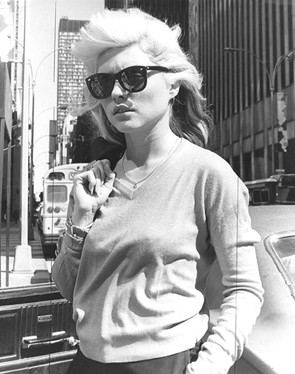 Debbie Harry. NYC, 1977