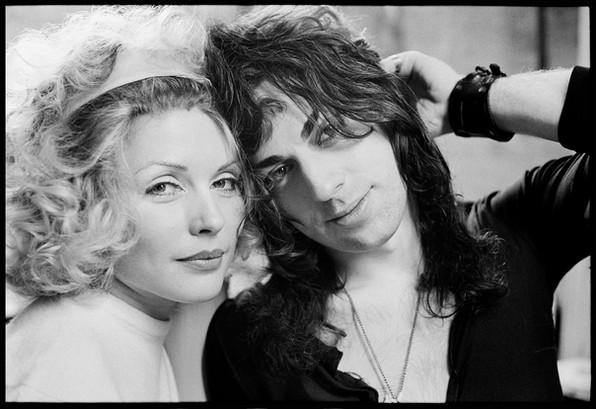 Debbie and Chris