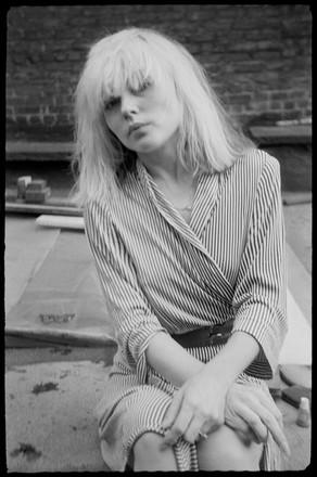 Debbie on Roof