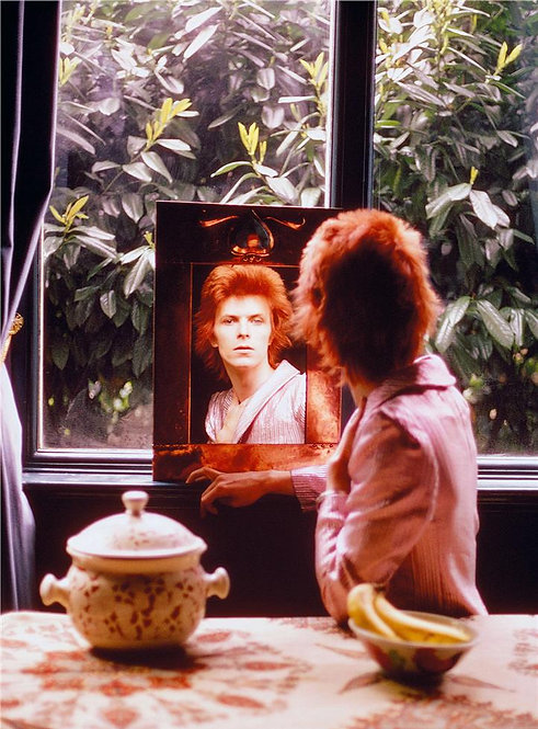 David Bowie, Mirror. 1972
