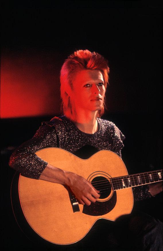 MICK ROCK - David Bowie -Space Oddity Vi