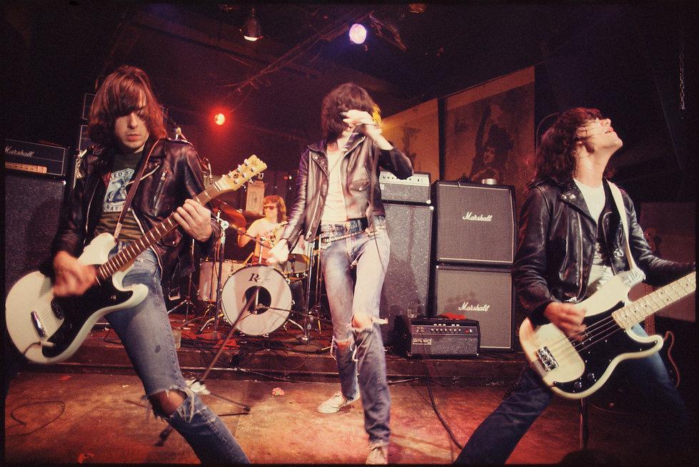 ROBERTA BAYLEY - Ramones at CBGB.jpeg