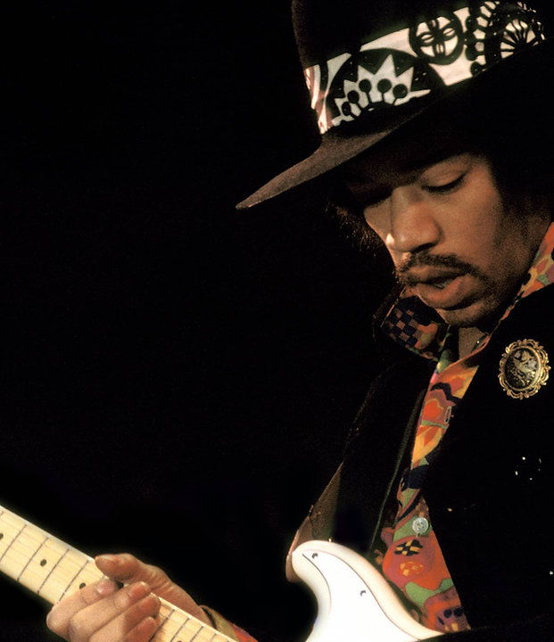 Jimmy Hendrix by Andrew Maclear