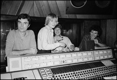 TalkingHeads at studio