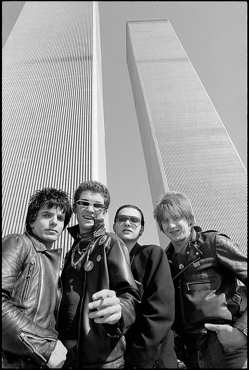 The Damned by Roberta Bayley. Twin Towers, 1977