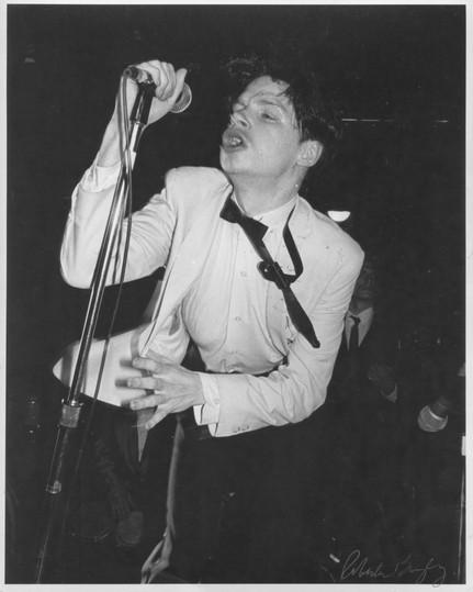 James White 1980