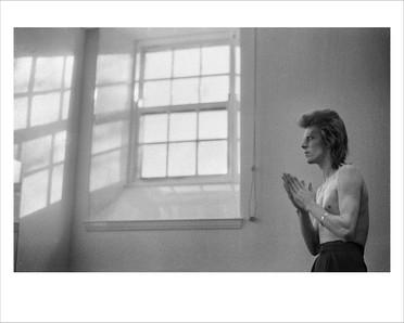 David Bowie. Scotland, 1973