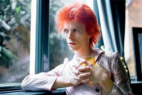 David Bowie, Glass. 1972