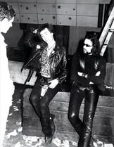 Sid Vicious in San Antonio, 1978