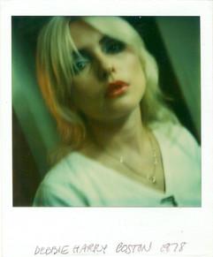 Debbie Harry. Boston, 1978.