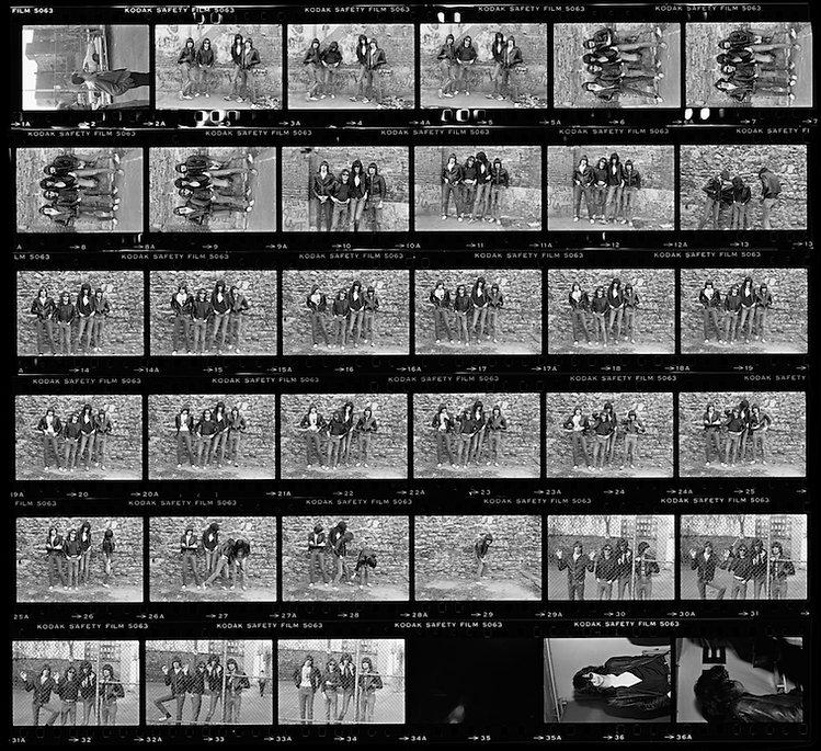 ROBERTA BAYLEY - Ramones album cover con