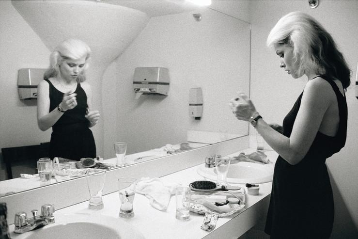 Debbie Harry. Boston, 1978
