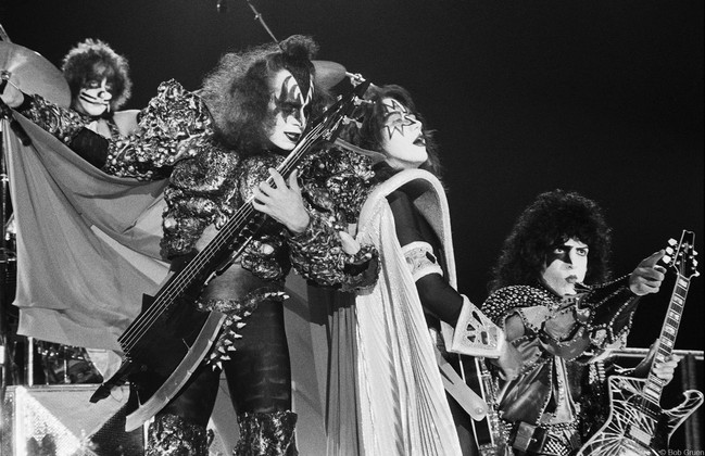 Kiss - On Stage Kissimmee, FL. 1979