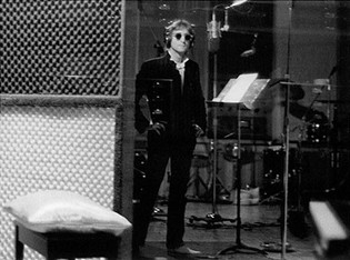 John Lennon - In Studio with Hands on Hips The Hit Factory, NYC 1980