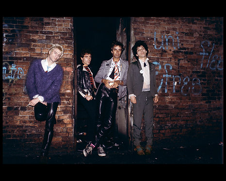 Johnny Thuders and The Heartbreakers, L.A.M.F  by Roberta Bayley, 1977
