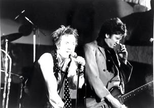Sex Pistols Tour