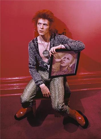 David Bowie. Date unknown
