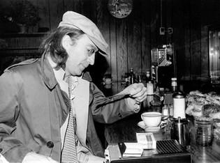 John Lennon in Cafe Yonkers, NY 1975
