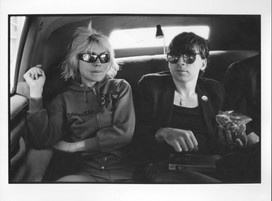 Debbie Harry and Chris Stein