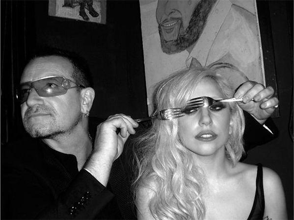 Bono_LadyGaga_NYC2009(c)MickRock.jpg
