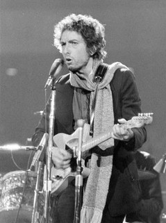 Bob Dylan - Live/With Scarf Spectrum, Philadelphia, PA 1974