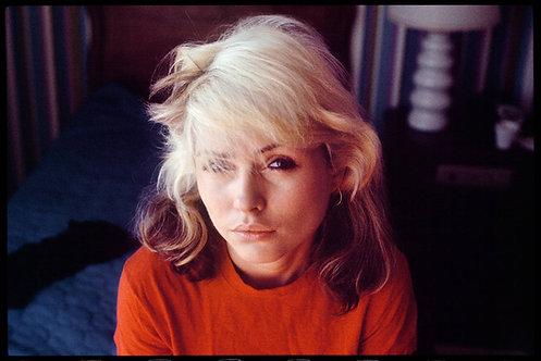 Debbie Harry. NYC, date unknown