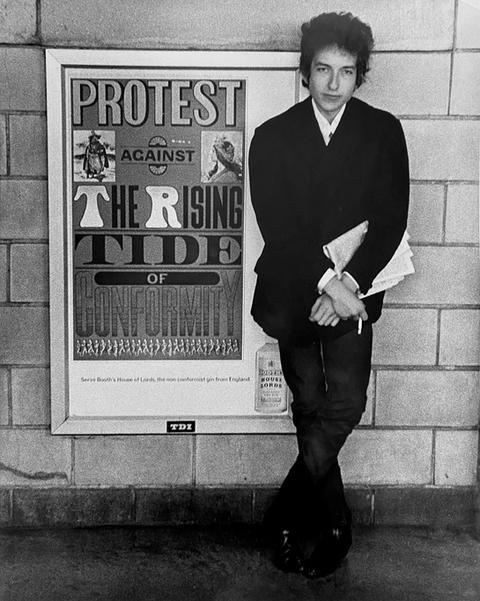 Bob Dylan. New Heaven, 1965