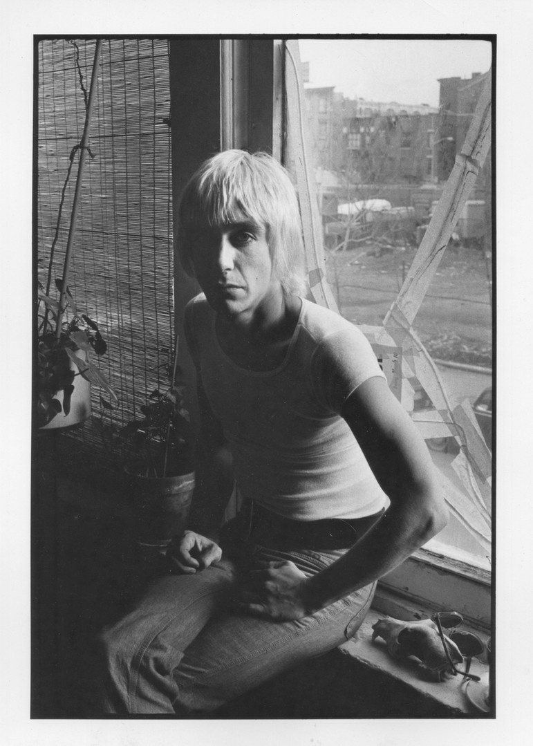 Iggy Pop NYC 1976