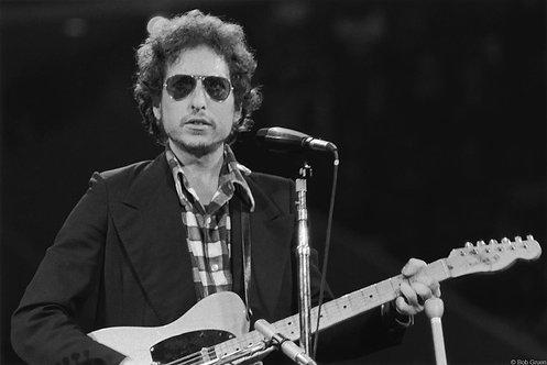 Bob Dylan, Atlanta, GA, 1974