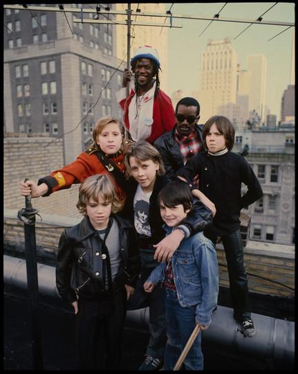 Rooftop Kids