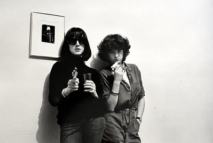 Self Portrait. New York, 1975