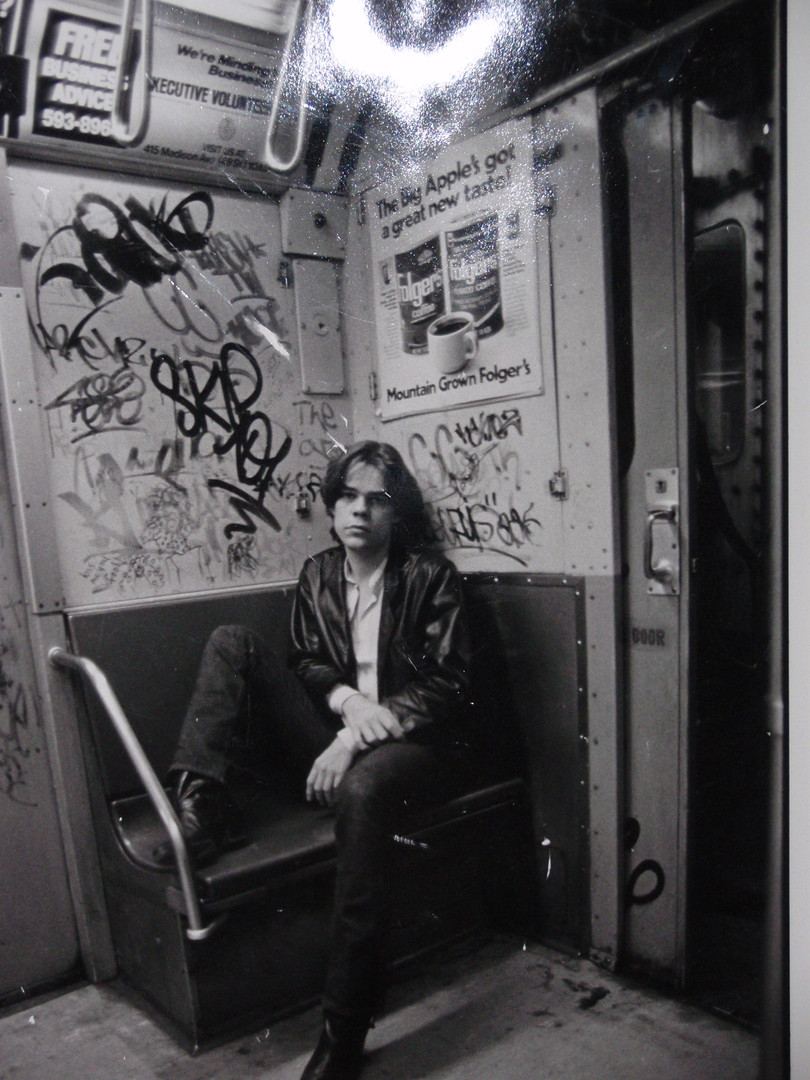 David Johansen. New York, 1978