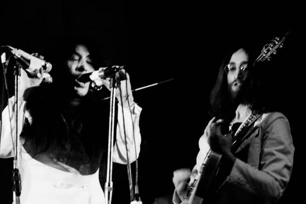 Plastic Ono Band, John and Yoko, London