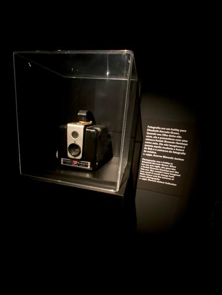 Bob Gruen's first camera