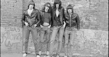 Ramones. New York, 1976