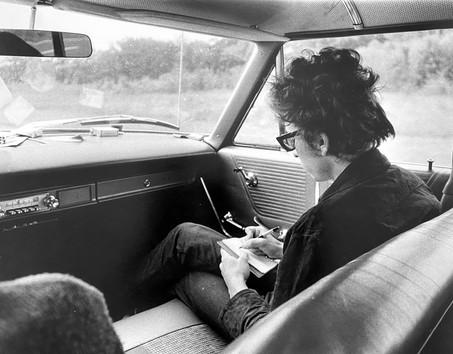 Bob Dylan, Philadelphia,1964