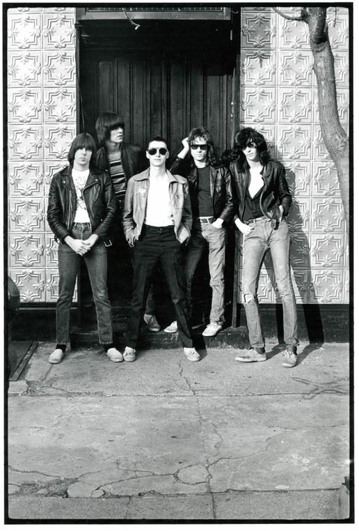 Ramones with ArturoVega