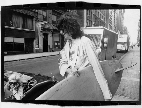 Joey - Mutant Monster. NYC, 1977